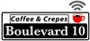 Boulevard 10 Coffe & Crepes