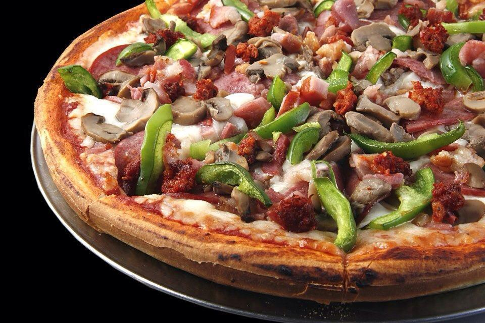 Pizzas la stazione cumbres en monterrey for En 3 pizzas te olvido