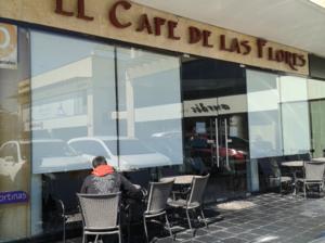 El Café de las Flores