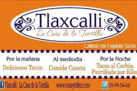 Tlaxcalli La Casa de la Tortilla