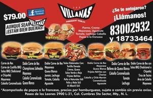 Las Villanas