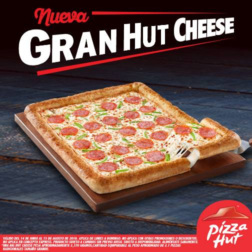 Pizza hut cumbres en monterrey for Oficinas de pizza hut