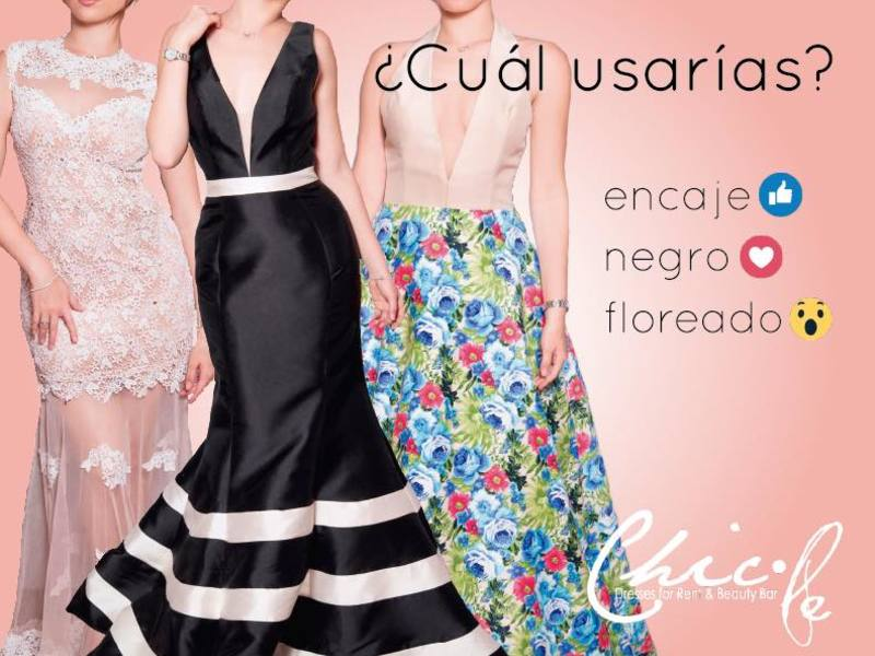 Chicle Dresses | Lincoln en Monterrey - HDC.club / HoraDeComer.com
